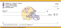 Click on Louisiana State University Personal Checks For More Details
