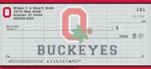 Click on Ohio State University  Personal Checks For More Details