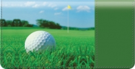 Click on Golf Checkbook Cover For More Details