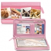 Click on Rescued is Something to Purr About Zippered Checkbook Cover For More Details