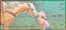 Click on Cowboy Kids  Personal Checks For More Details