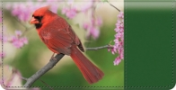 Click on Cardinals Checkbook Cover For More Details