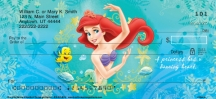 Click on Disney The Little Mermaid  Personal Checks For More Details
