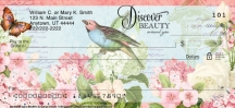 Click on Garden Whispers  Personal Checks For More Details