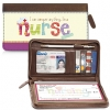 Click on Nurses Rule! Wallet Personal Checks For More Details