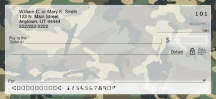 Click on Camouflage  Personal Checks For More Details