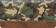 Click on Camouflage Checkbook Cover For More Details