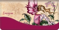Click on Fairy Inspirations Checkbook Cover For More Details