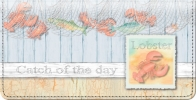 Click on Catch of the Day Checkbook Cover For More Details