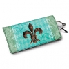 Click on Fleur de Lis Eyeglass Case For More Details