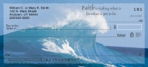 Click on Oceans of Faith  Personal Checks For More Details