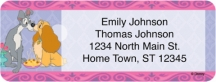 Click on Disney Classic Romance Return Address Label For More Details