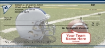 Click on Blue & Gray Team Spirit  Personal Checks For More Details