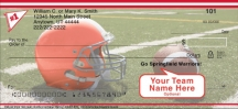 Click on Red & White Team Spirit  Personal Checks For More Details