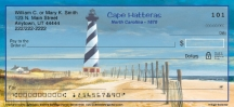 Click on America's Favorite Lighthouses  Personal Checks For More Details