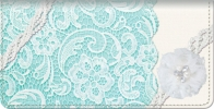 Click on Lavish Lace Checkbook Cover For More Details