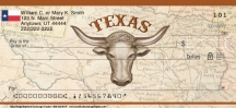 Click on Texas Pride Personal Checks For More Details