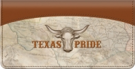 Click on Texas Pride Checkbook Cover For More Details