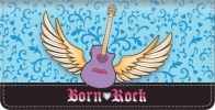 Click on Girls Rock! Checkbook Cover For More Details