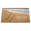 Click on Footprints Cosmetic Bag For More Details