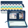 Click on Chevron Chic Zippered Checkbook Cover For More Details