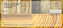 Click on Woodgrain Personal Checks For More Details