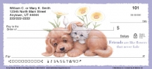 Click on Furry Friends Personal Checks For More Details