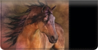 Click on Equus Checkbook Cover For More Details