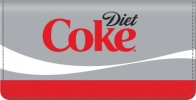 Click on Diet Coke(R) Checkbook Cover For More Details