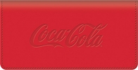 Click on History of Coca-Cola(R) Checkbook Cover For More Details