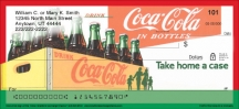 Click on Coca-Cola(R) Sign of the Times Personal Checks For More Details