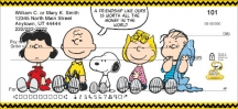 Click on Classic Peanuts Personal Checks For More Details