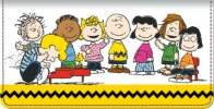 Click on Classic Peanuts Checkbook Cover For More Details