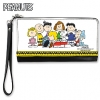 Click on Classic Peanuts Large Wristlet Purse For More Details