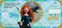 Click on Disney/Pixar Brave Personal Checks For More Details