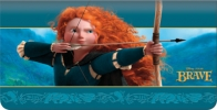 Click on Disney/Pixar Brave Checkbook Cover For More Details
