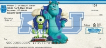 Click on Monsters University Personal Checks For More Details