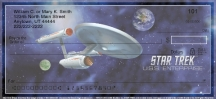 Click on Star Trek Ships Personal Checks For More Details