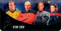 Click on Star Trek Captains Checkbook Coverthumbnail to view the product detail page
