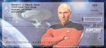 Click on Star Trek The Next Generation Personal Checks For More Details