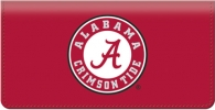 Click on University of Alabama Checkbook Cover For More Details