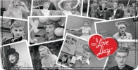 Click on I Love Lucy Classics Checkbook Cover For More Details