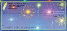 Click on Fireworks Personal Checks For More Details