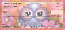 Click on Seasons of the Owl Personal Checks For More Details