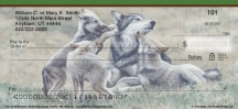 Click on Heart of the Wolf Pack Personal Checks For More Details