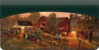 Click on Farm and Tractors Checkbook Cover For More Details