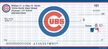 Click on Chicago Cubs(TM) MLB(R) Logo Checks For More Details
