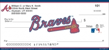 Click on Atlanta Braves(TM) MLB(R) Logo Personal Checks For More Details