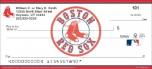 Click on Boston Red Sox(TM) MLB(R) Logo Personal Checks For More Details