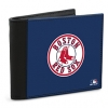 Click on Boston Red Sox(TM) MLB(R) Logo Men's RFID  Wallet Personal Checks For More Details